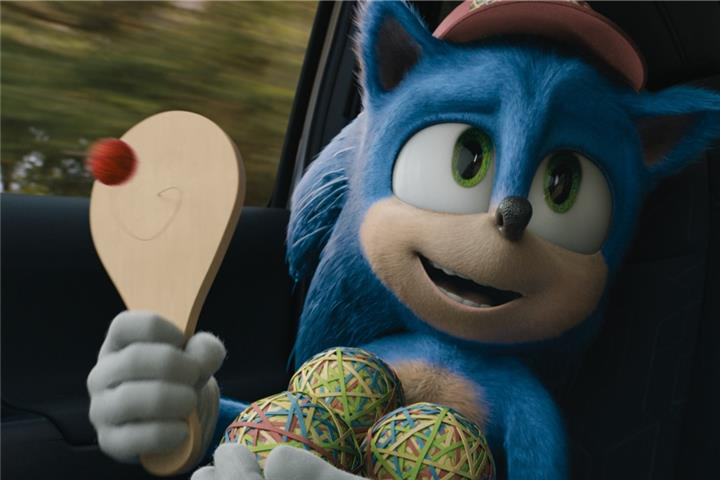 """Sonic the Hedgehog"" ab 13. Februar im Kino"